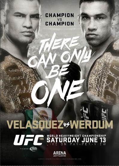 دانلود  یو اف سی 188 | UFC 188: Velasquez vs. Werdum