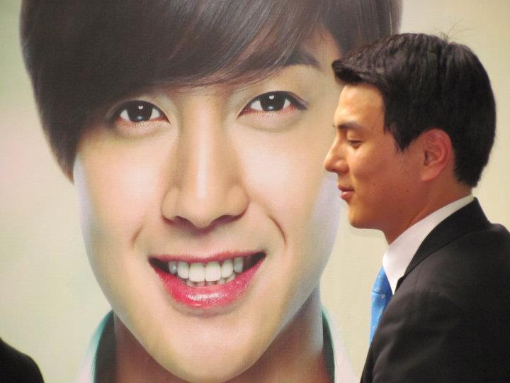 Two Handsome Men - Kim Hyun Joong & Jeong Eui Young