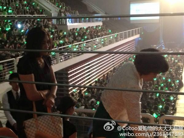 KHJ Parents Were in to The Party People Show 2013.06.08