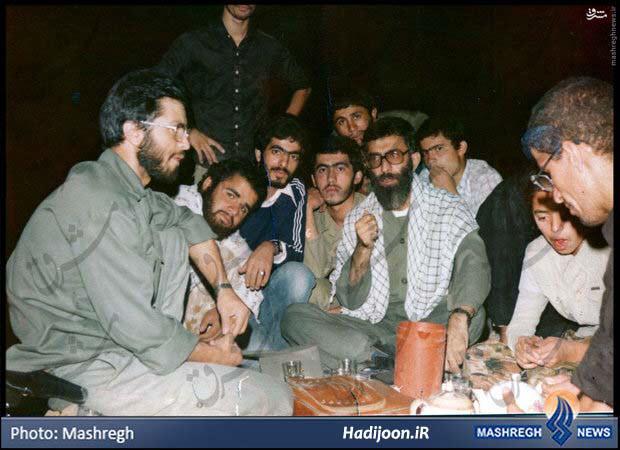 عکسی دیده نشده از رهبر انقلاب