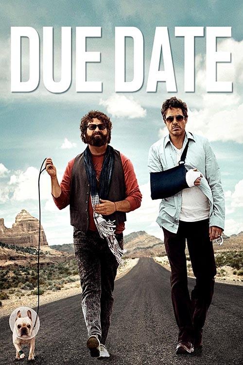 دانلود دوبله فارسی فیلم Due Date 2010