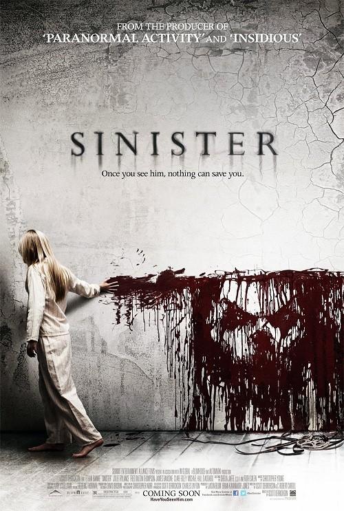 دانلود دوبله فارسی فیلم Sinister 2012