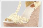 کفش تابستانی لژدار