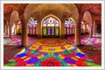 تصاویر زیبا و خلاقانه از مساجد ایران