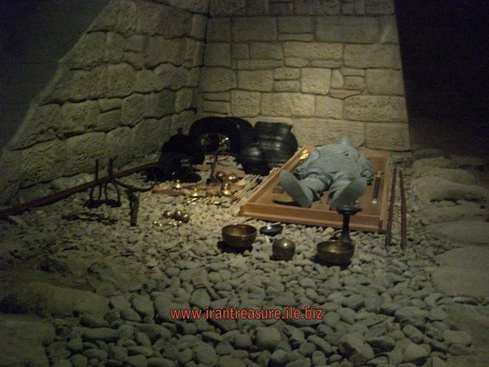 mezar2 قبرهای باز شده   عکس