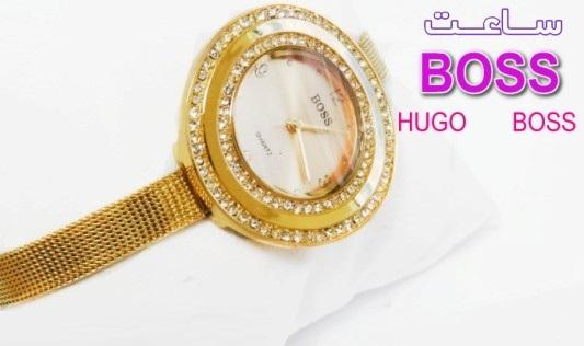فروش ساعت مچی زنانه نگین دار