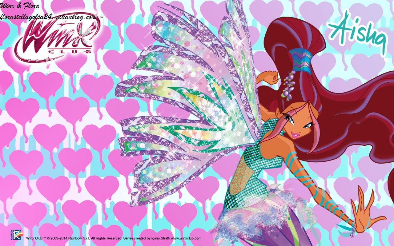 Winx & Flora / وینکس & فلورا / یکی از بهترین و بروز ترین وبای وینکسی بکیلیک