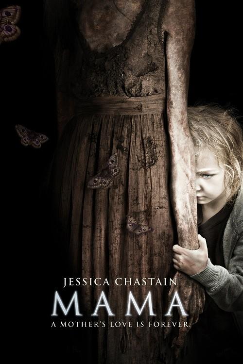 دانلود دوبله فارسی فیلم Mama 2013