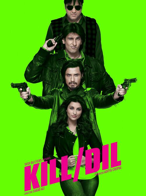 دانلود فیلم هندی Kill Dil 2014