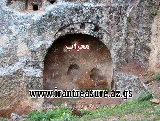 mehrab1 سنگ محراب