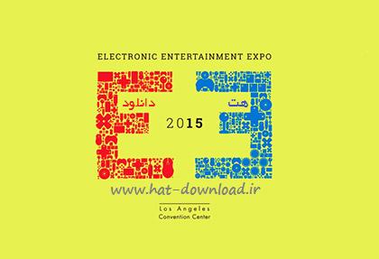 E3 2015 cover small دانلود جشنواره بازی های کامپیوتری 2015 با عنوان E3 2015