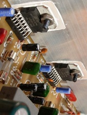 دانلود پروژه ساخت آمپلی فایر ۳۰۰ وات