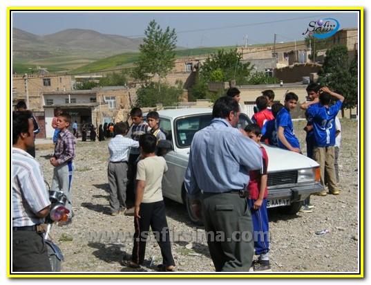 مسابقه دو میدانی اولین یادواره شهید ایرج محمدی