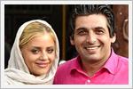 بازیگران به همراه همسرانشان در پانزدهمین جشن حافظ