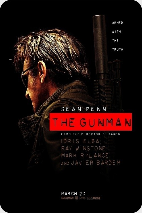 فیلم The Gunman 2015