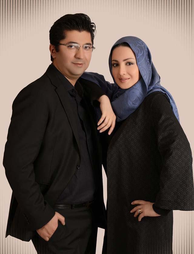 جدیدترین عکس شیلاخداداد و همسرش