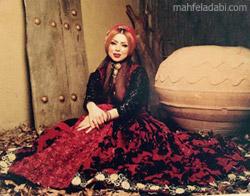 عکس دختر سنتی