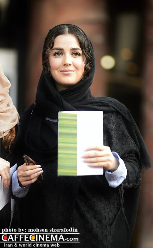 جدیدترین عکس های بازگران در پانزدهمین جشن حافظ