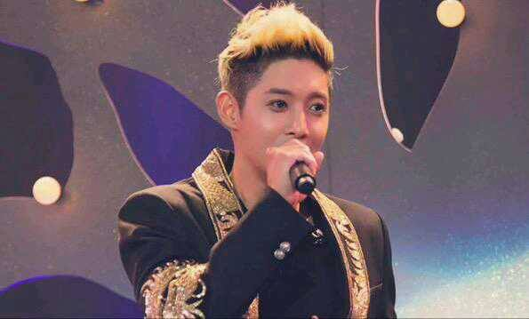 [Voice] Kim Hyun Joong - Japan Mobile Site Update [15.06.17]