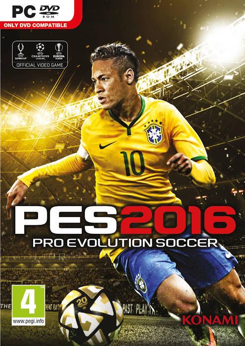 دانلود بازی پیس 2016 - pes 2016 برای pc (نسخه فشرده)