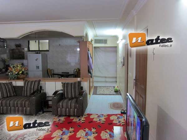 بازسازی منزل مسکونی از ناتک در اصفهان