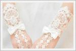 دستکش عروس