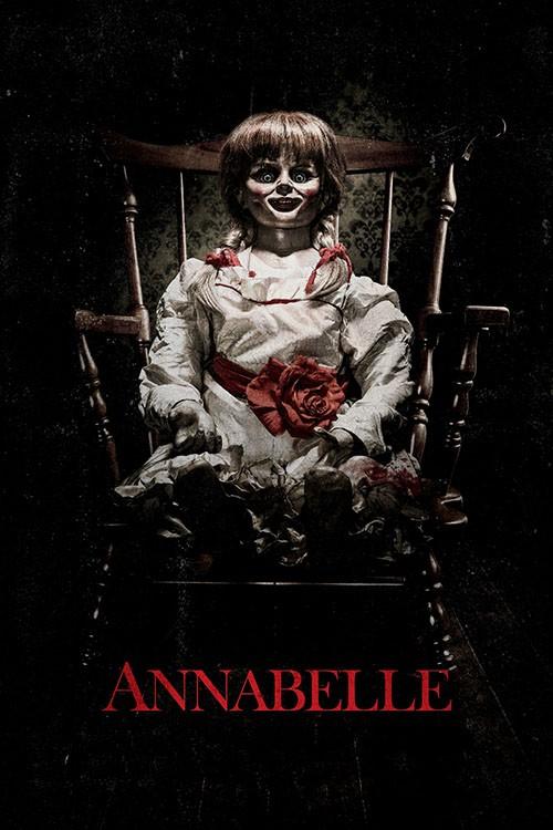 دانلود دوبله فارسی فیلم Annabelle 2014