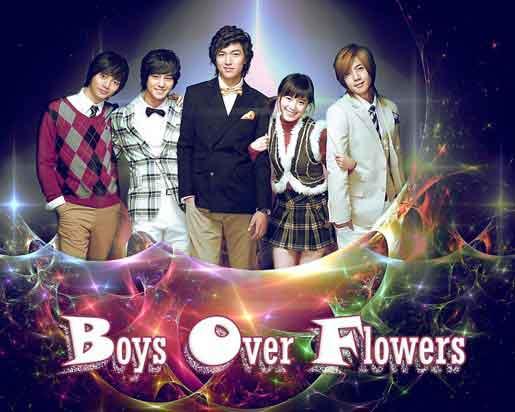 دانلود سریال زیبای کره ای Boys Over Flowers