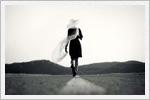 دختر تنها