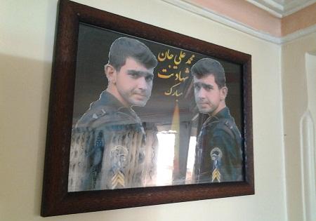 شهید محمد علی دولت آبادی شهید راه نظم و امنیت