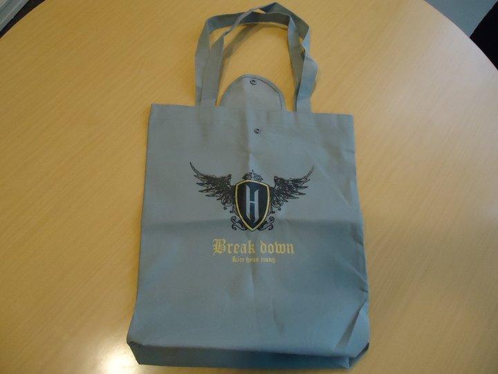 Break Down Bag