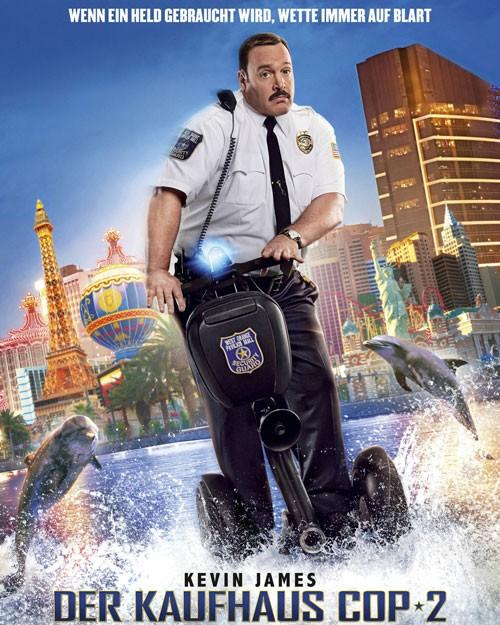 دانلود فیلم Paul Blart: Mall Cop 2015