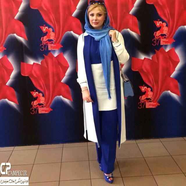نیوشا ضیغمی در جشواره فیلم مسکو , عکس بازیگران