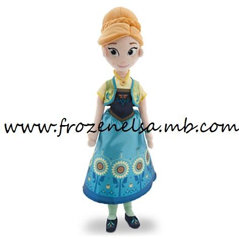 عکس عروسک فروزن