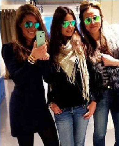 عینک شیشه سبز