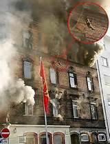 عکس های سوخته شدن شاهین نجفی در آتش