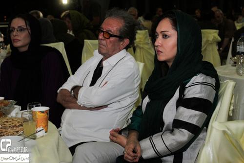 نیکی کریمی در مراسم افطار... , عکس های بازیگران
