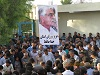 """تصاویر: مراسم باشکوه تشیع """"عزیز"""" ورزش استان"""