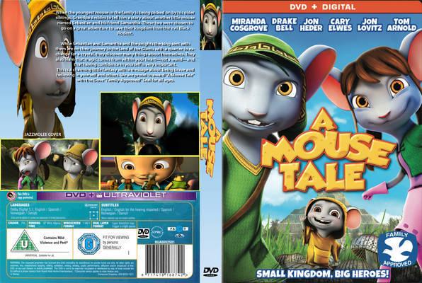 دانلود انیمیشن کارتونی A Mouse Tale 2015