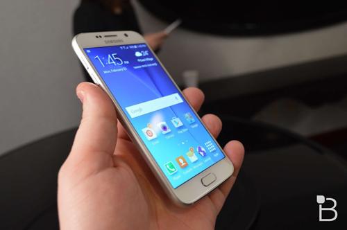 فروش گلکسی اس ۶ سامسونگ به اوج خود در آمریکا بازگشت , موبایل