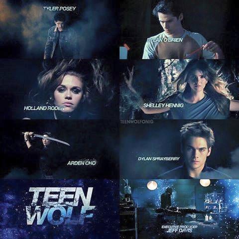 دانلود تیتراژ فصل پنجم سریال teen wolf