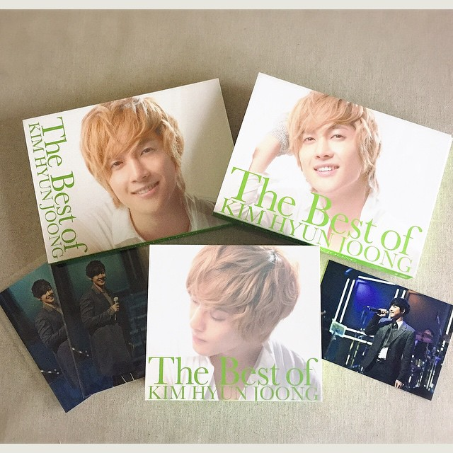 [Photo] Kim Hyun Joong - Japan Mobile Site Update [15.07.01]