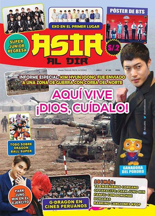 KHJ in Asia al día № 105 (Perú Mag) Wednesday, July 1
