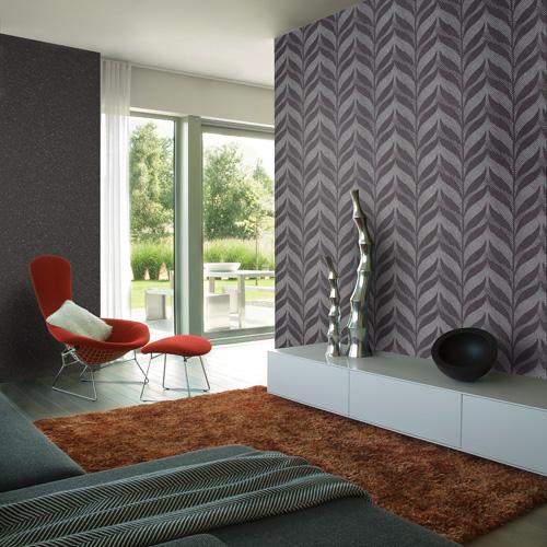 کاغذ دیواری در طراحی داخلی
