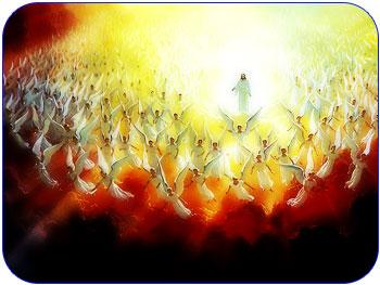 نزول فرشتگان در شب قدر