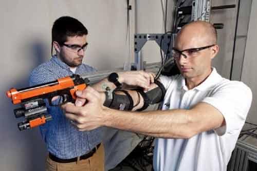 استفاده از دست روباتیک در ارتش امریکا , عمومی