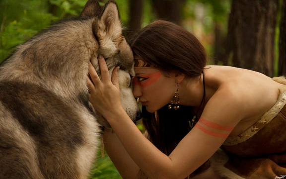 wolf+گرگ
