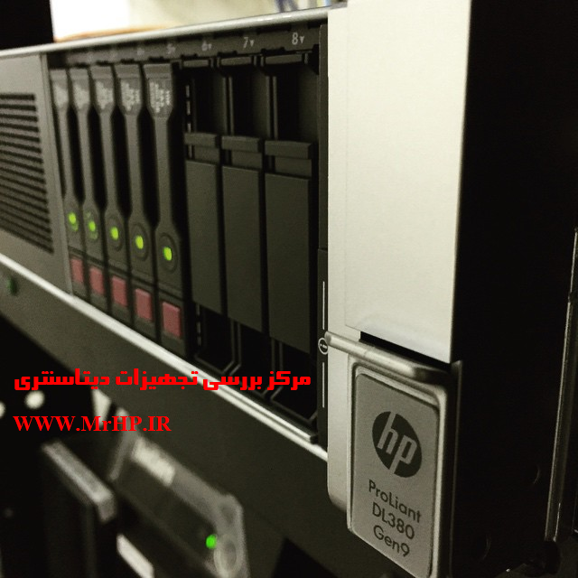 HP ProLiant DL380 Generation9 (Gen9)