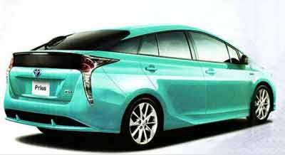 تویوتا پریوس مدل 2016 در راه....!! , اتومبیل ها