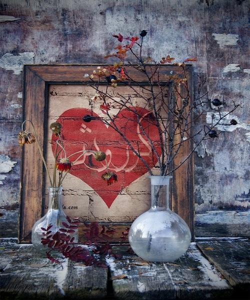 عکس اسم محبوبه داخل قلب طراحی از اسم محبوبه داخل قلب قرمز